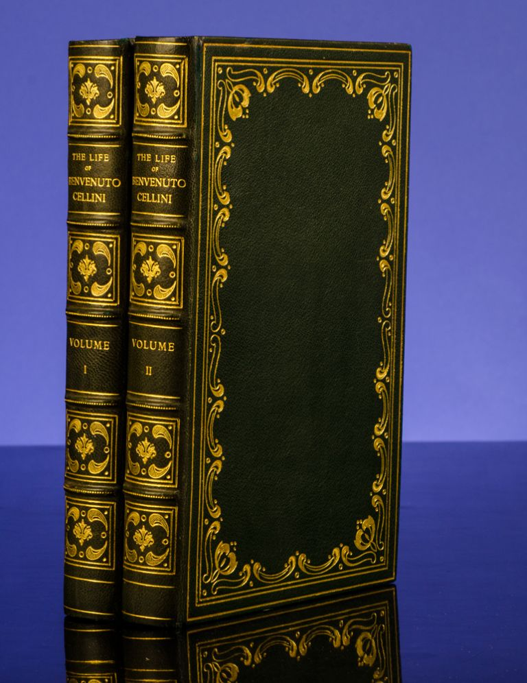 Life of Benvenuto Cellini written by himself, The. Benvenuto CELLINI, John Aldington SYMONDS.