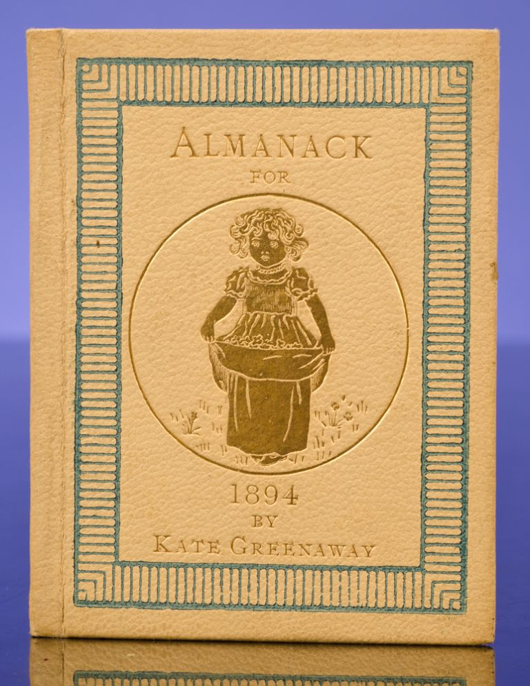 Almanack for 1894. Kate GREENAWAY.