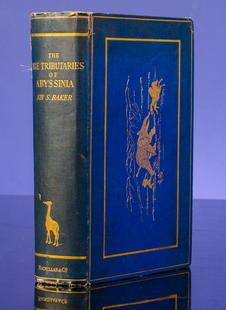 Nile Tributaries of Abyssinia, The. Sir Samuel W. BAKER.