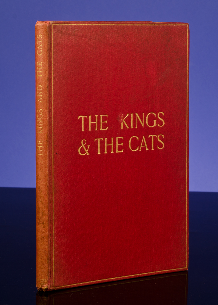 Kings and the Cats, The. Louis WAIN, illustrator, John HANNON.