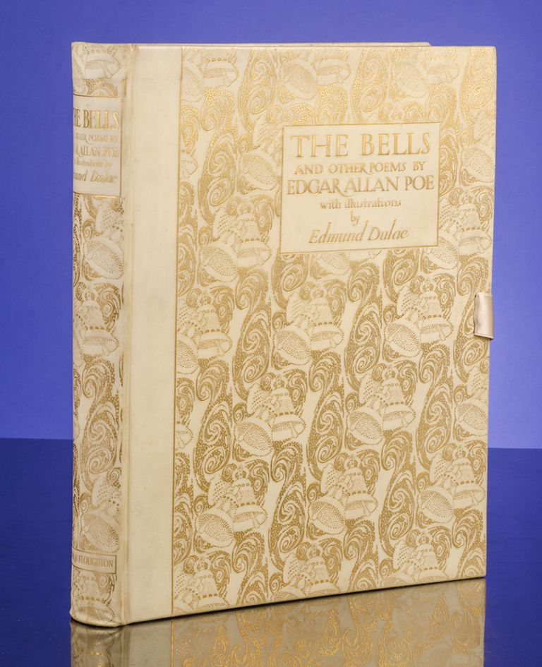 Bells and Other Poems, The. Edmund DULAC, illustrator, Edgar Allan POE.