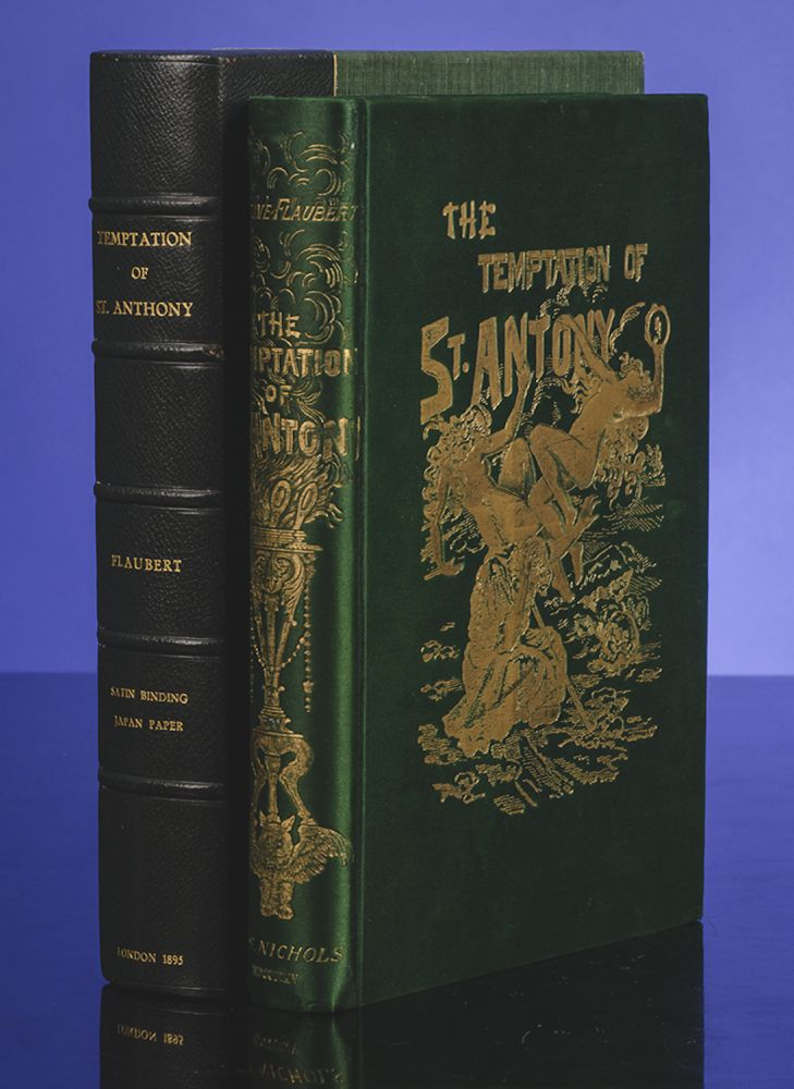 Temptation of Saint Antony, The. Gustave FLAUBERT, Denis F. HANNIGAN, , S. GÒRSKI, illustrator.