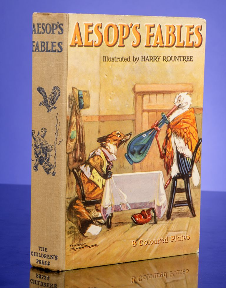 Aesop's Fables. Harry ROUNTREE, Aesop.