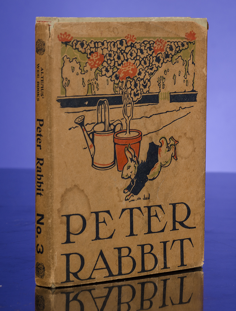 Tale of Peter Rabbit. Beatrix POTTER.