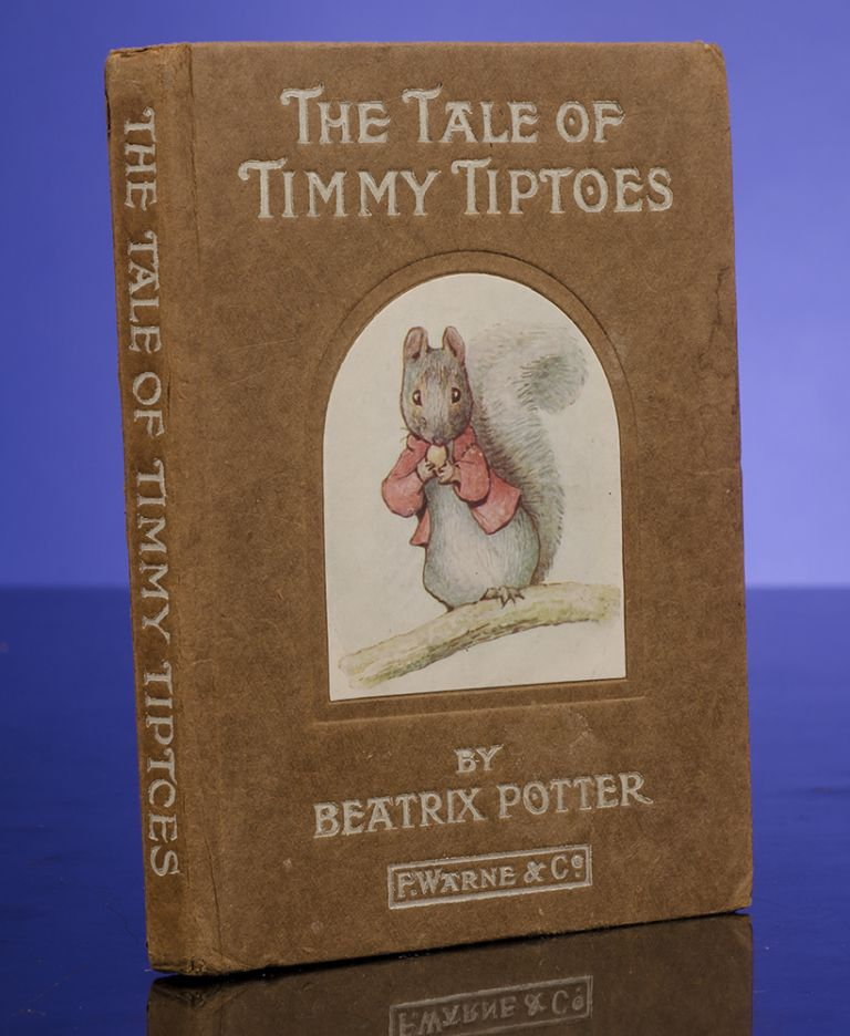 Tale Of Timmy Tiptoes The Beatrix Potter