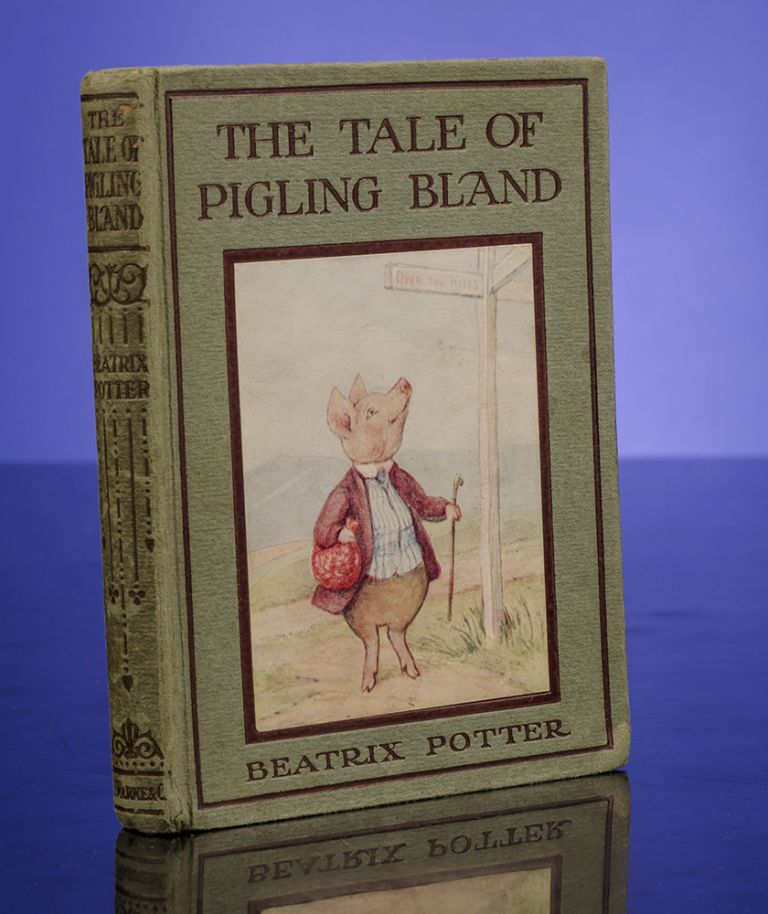 Tale of Pigling Bland, The. Beatrix POTTER.