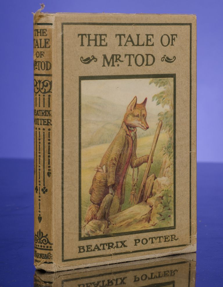 Tale of Mr. Tod, The. Beatrix POTTER.
