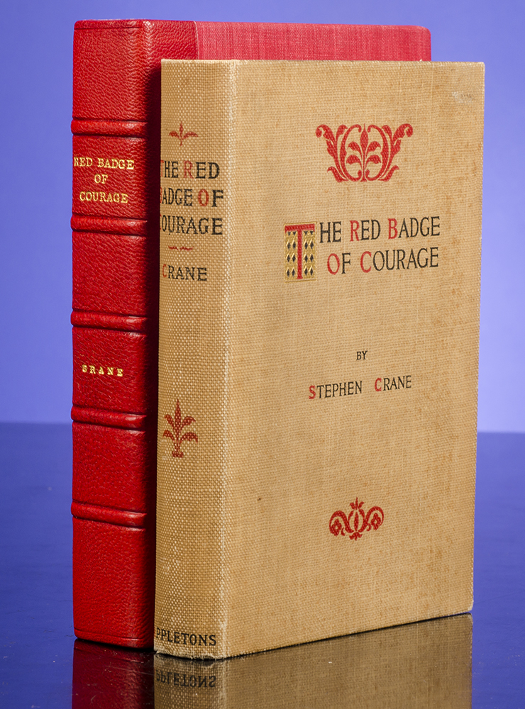 Red Badge of Courage, The. Stephen CRANE.