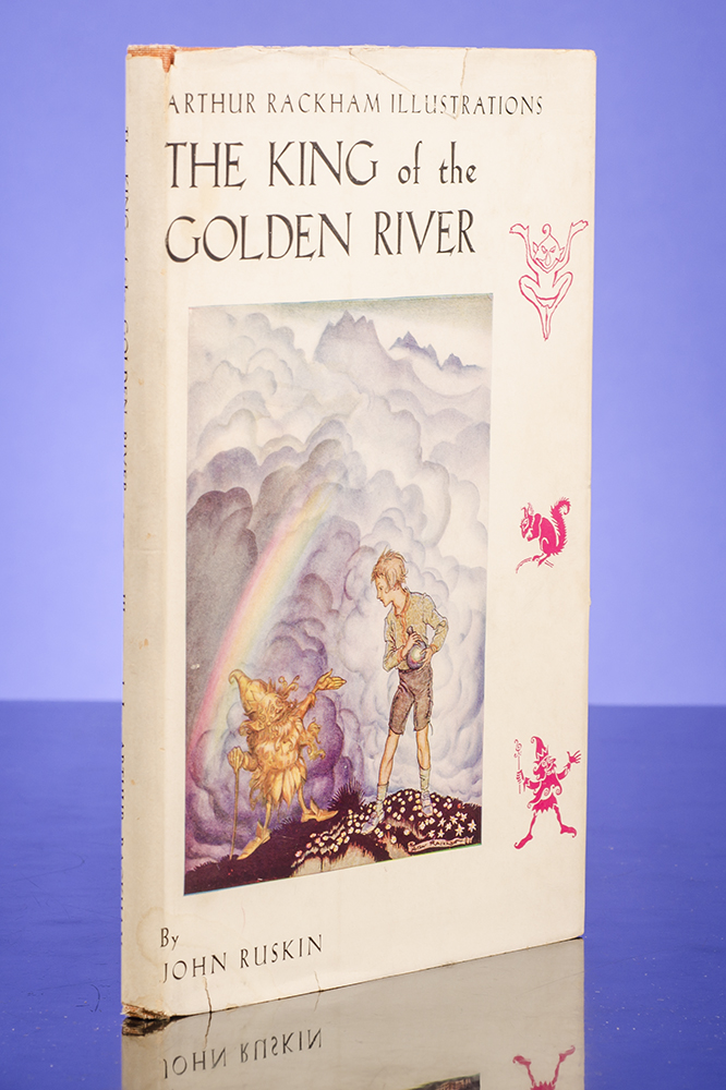 King of the Golden River, The. Arthur RACKHAM, John Ruskin.