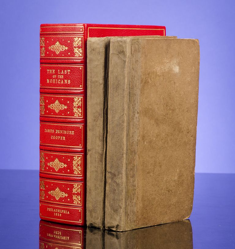 Last of the Mohicans, The; A Narrative of 1757. James Fenimore COOPER.