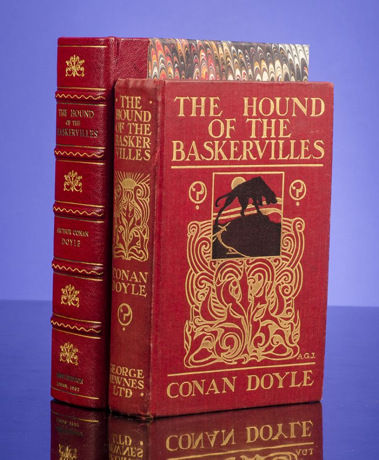 Hound of the Baskervilles, The. Arthur Conan DOYLE, Sidney Paget.
