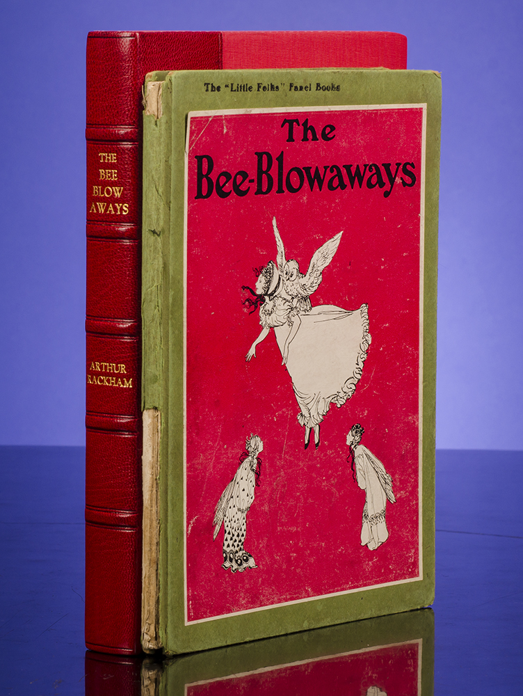 Bee-Blowaways, The. Arthur RACKHAM, Agnes Grozier HERBERTSON.