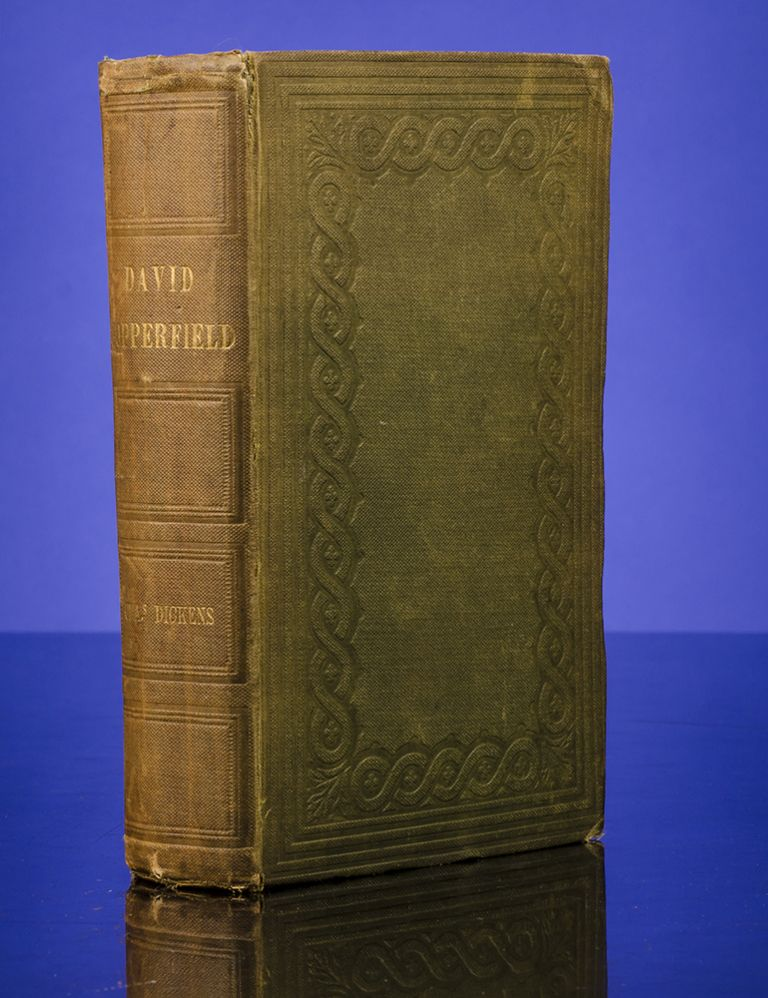 Personal History of David Copperfield, The. Charles DICKENS, Hablot K. BROWNE.
