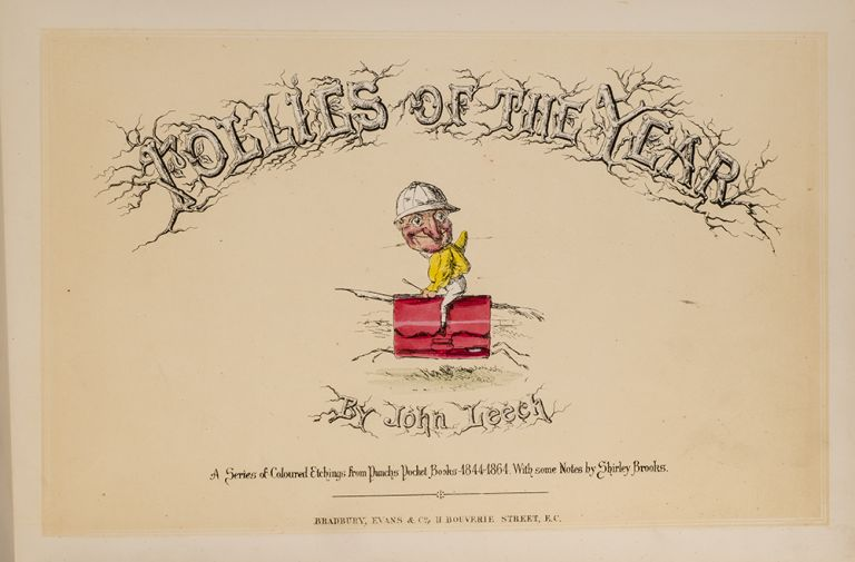 Follies of the Year. John LEECH.