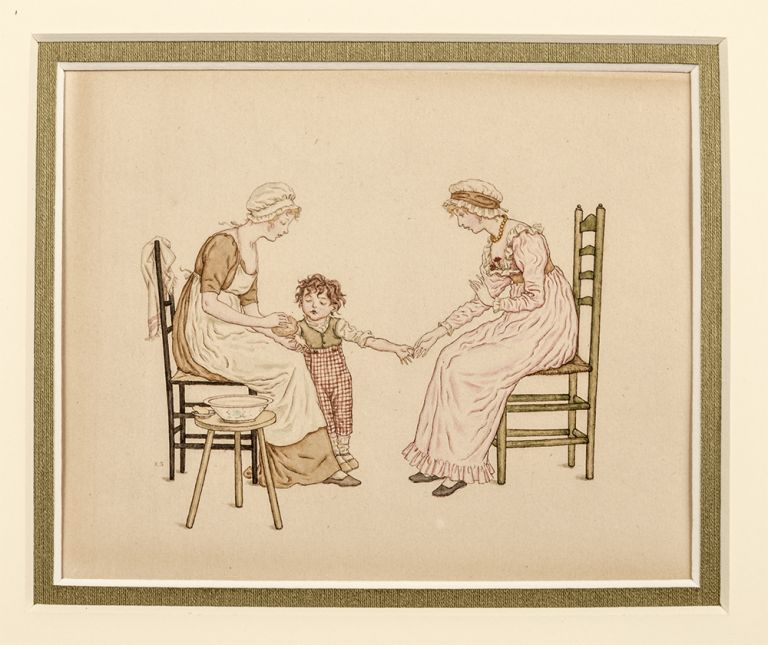 Dirty Jim. Kate GREENAWAY, artist.
