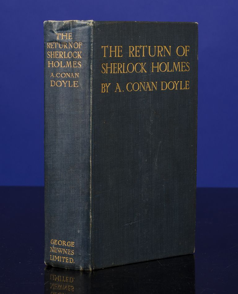 Return of Sherlock Holmes, The. Arthur Conan DOYLE, Sidney Paget.