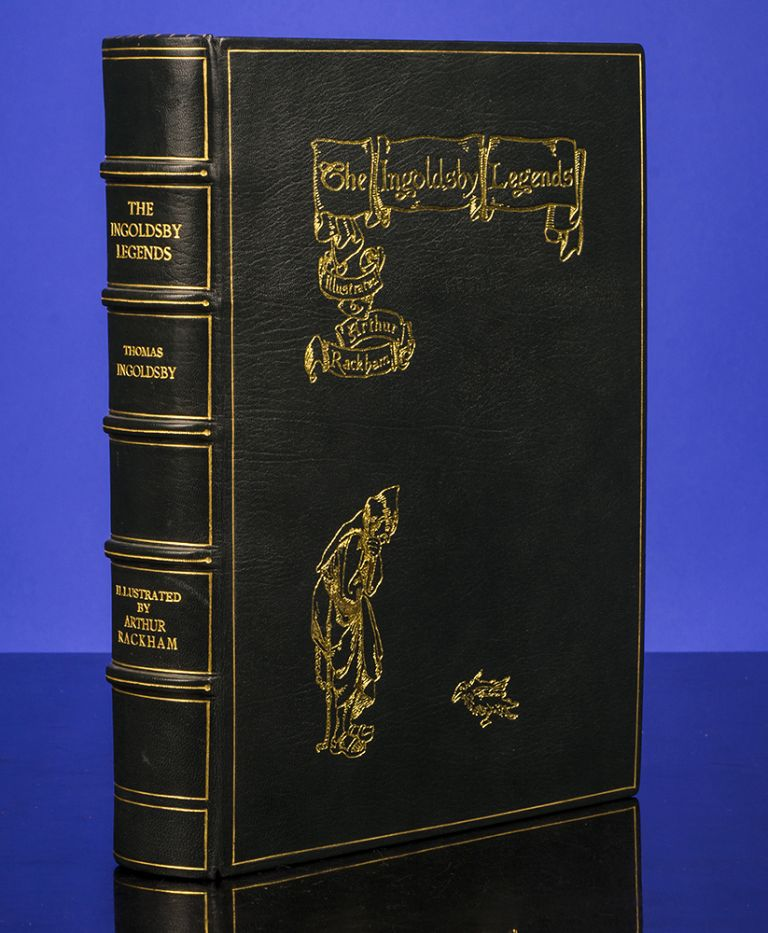 Ingoldsby Legends, The. Arthur RACKHAM, Thomas INGOLDSBY, binder ZAEHNSDORF.