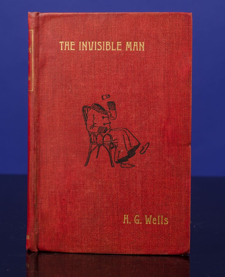 Invisible Man, The. H. G. WELLS.