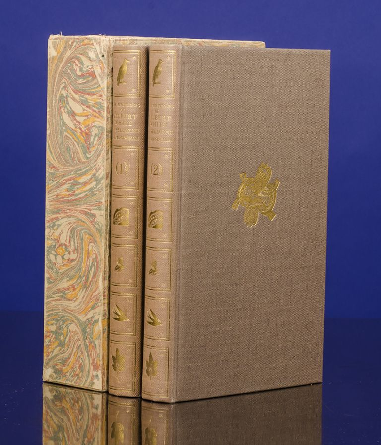 Writings of Gilbert White of Selborne, The. NONESUCH PRESS, Gilbert WHITE, Eric RAVILIOUS.