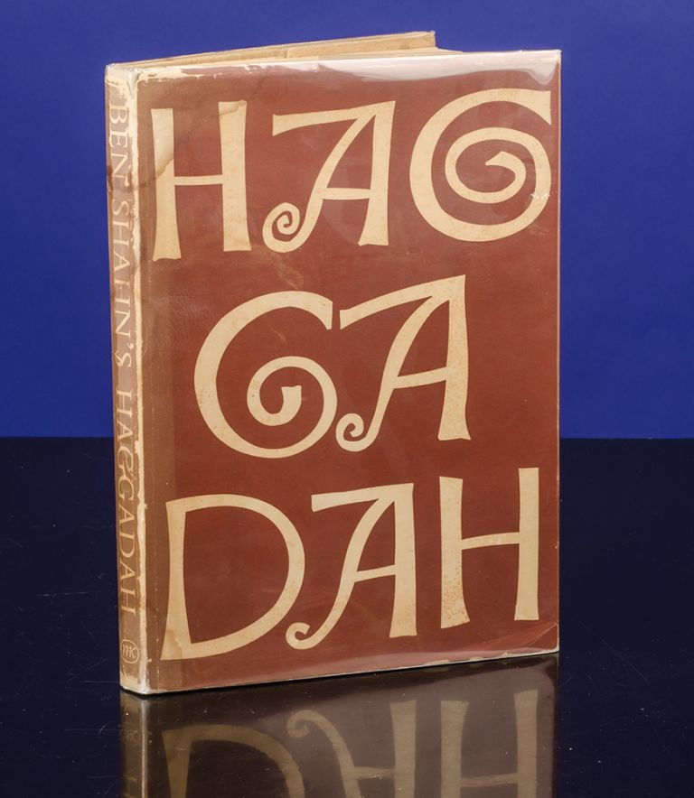 Haggadah for Passover, The. Ben SHAHN, Cecil ROTH, introduction.