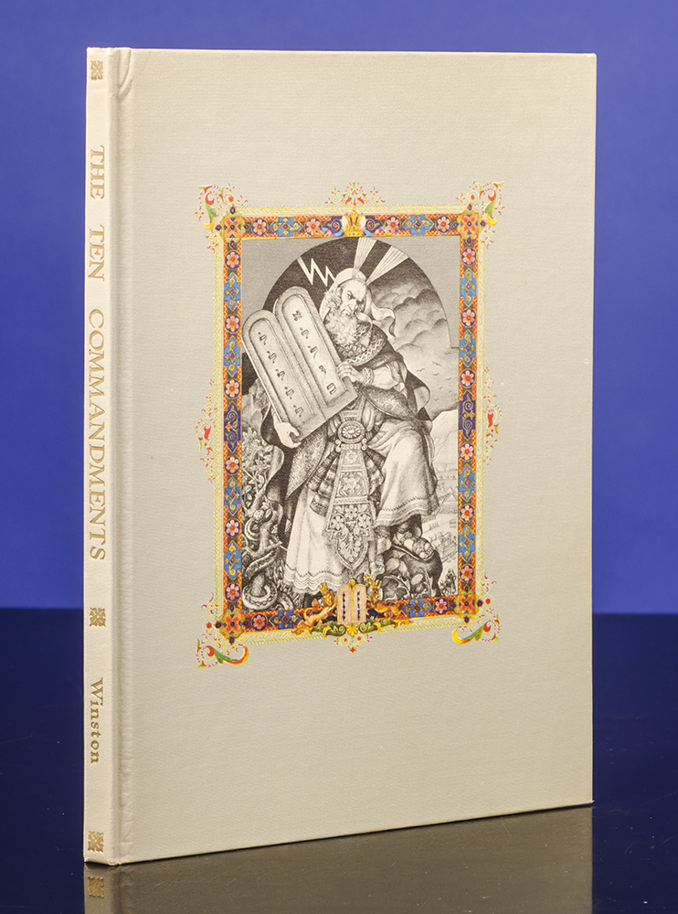 Ten Commandments, The. Arthur SZYK.