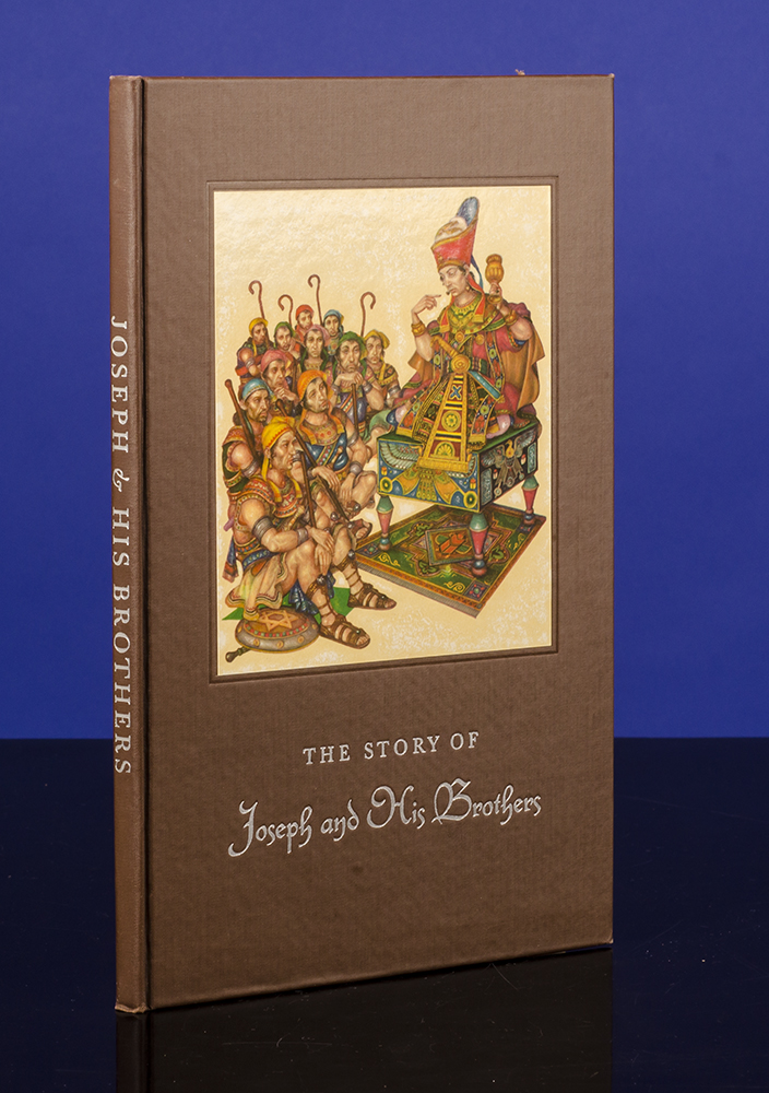 Story of Joseph and his Brothers, The. Arthur SZYK.