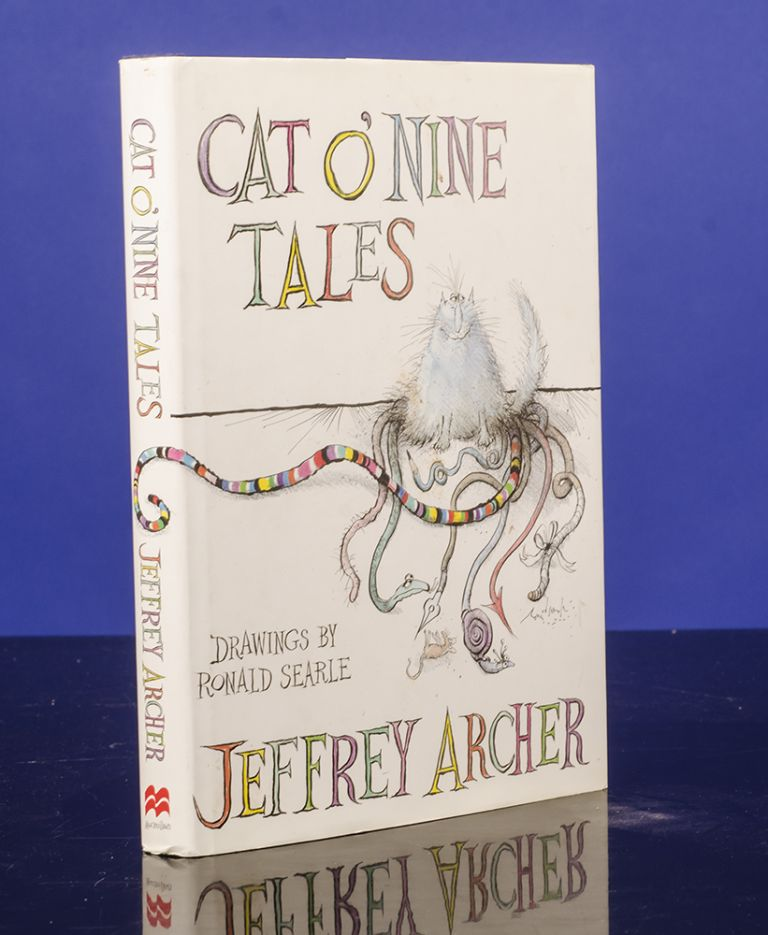 Cat O' Nine Tails. Ronald SEARLE, Jeffey ARCHER.