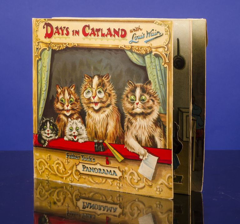 Days in Catland with Louis Wain. Louis WAIN.