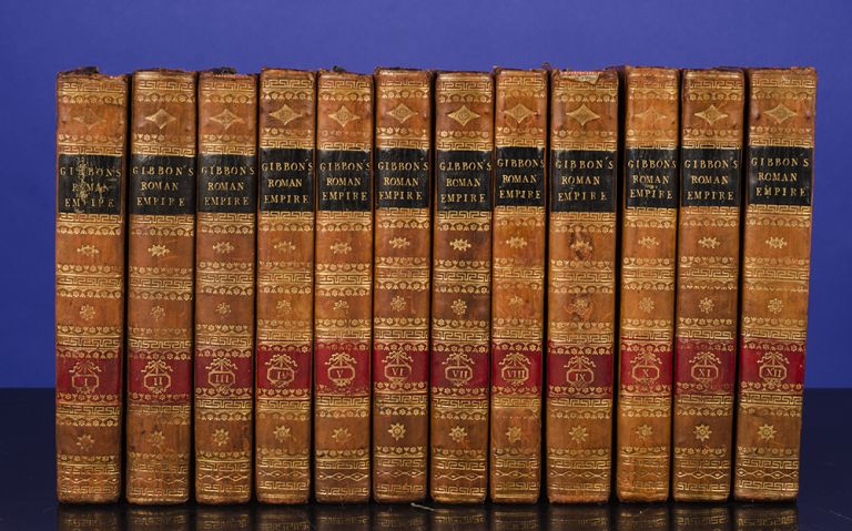 History of the Decline and Fall of the Roman Empire, The. Edward GIBBON.