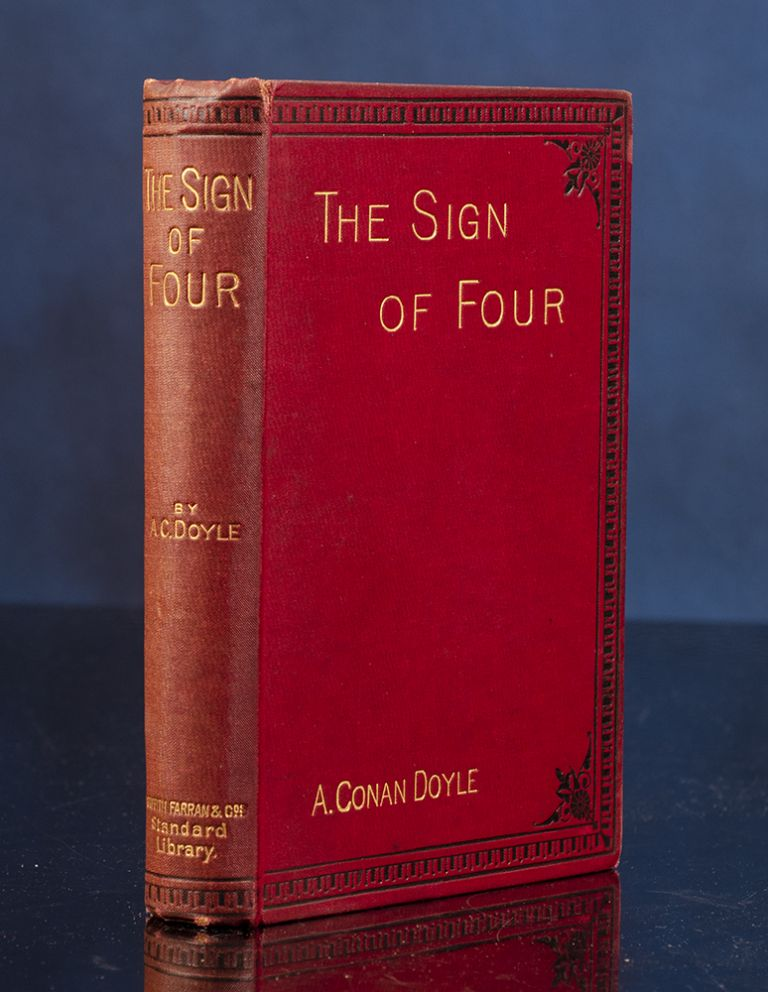 Sign of Four, The. Arthur Conan DOYLE, Charles KERR.