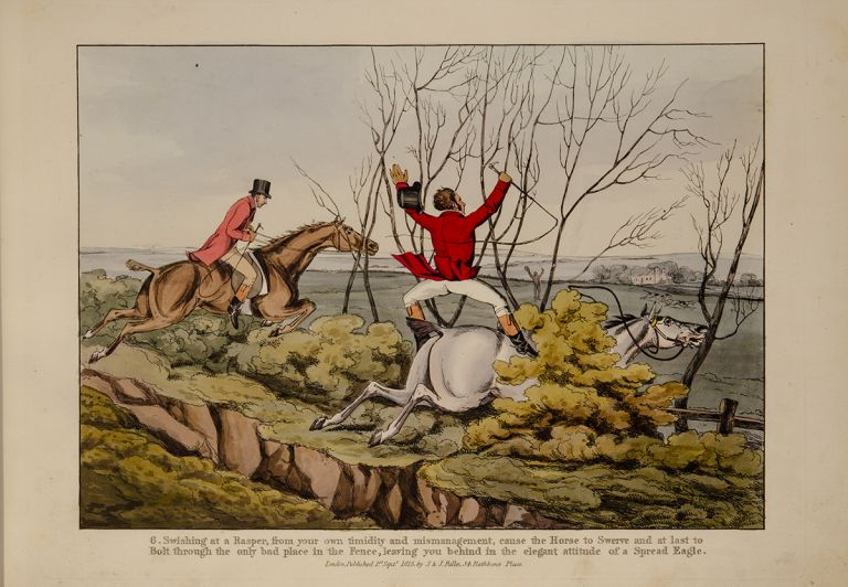 Qualified Horses and Unqualified Riders. Henry ALKEN.