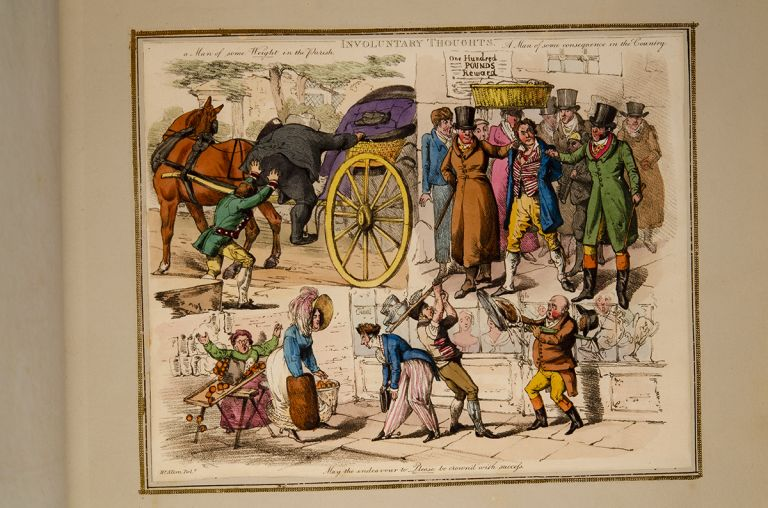 Collection of Sporting and Humorous Designs, A. Henry ALKEN.
