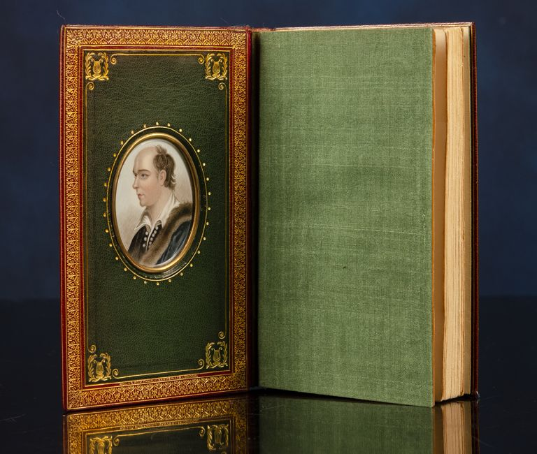 Poetical Works of Oliver Goldsmith, The. COSWAY-STYLE BINDING, SANGORSKI, SUTCLIFFE, Oliver GOLDSMITH.