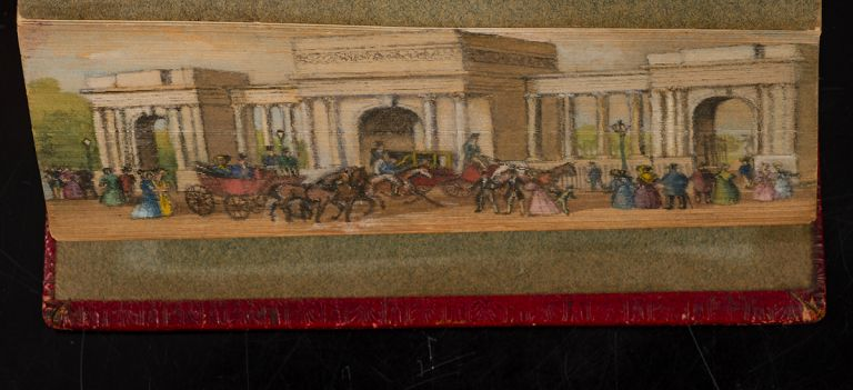 Fables. FORE-EDGE PAINTING, John GAY, William COLLINS.