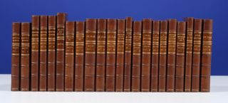 Collection of First Editions of Smollett's Works