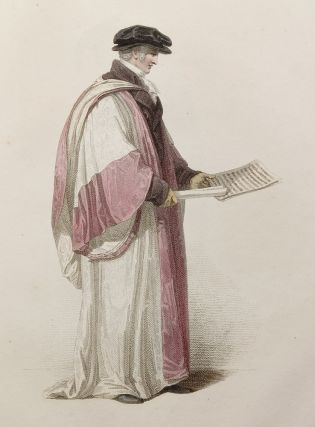 Costume of the University of Oxford, The