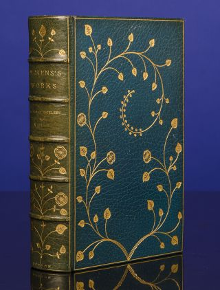 Charles Dickens's Works [Edition des Bibliophiles]
