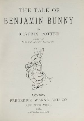 Tale of Benjamin Bunny, The