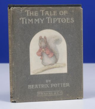 Tale of Timmy Tiptoes, The. Beatrix POTTER