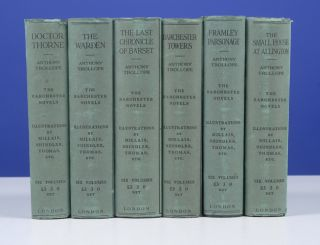 Barchester Novels, The. Anthony TROLLOPE