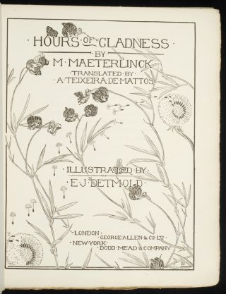 Hours of Gladness
