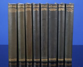 Works of Edmund Spenser, The. Edmund SPENSER, Hilda Quick, Joscelyne Gaskin, SHAKESPEARE HEAD PRESS