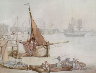 Thomas Rowlandson. His Drawings and Water-Colours