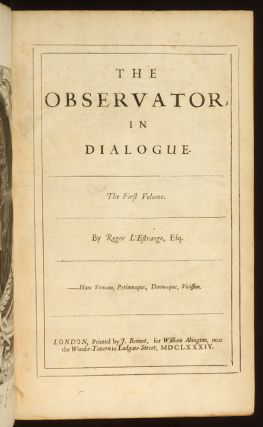 Observator, in Dialogue, The