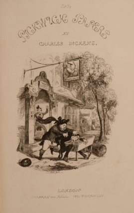 Works of Charles Dickens [with] The Life of Charles Dickens, The