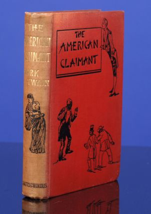 American Claimant, The. Mark TWAIN, Samuel Langhorne CLEMENS
