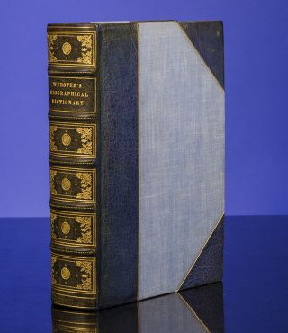 Webster's Biographical Dictionary. DICTIONARY, WEBSTER