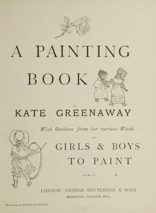 Painting Book, A