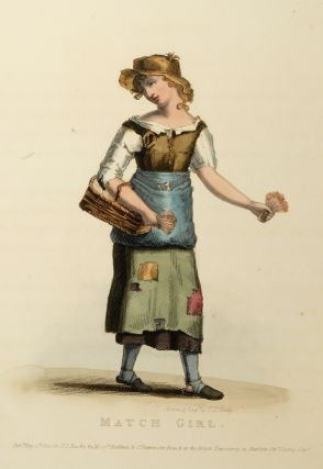 Costume of the Lower Orders of London