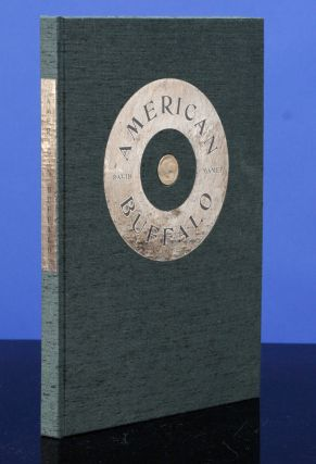 American Buffalo. ARION PRESS, David MAMET, Michael McCURDY, artist.